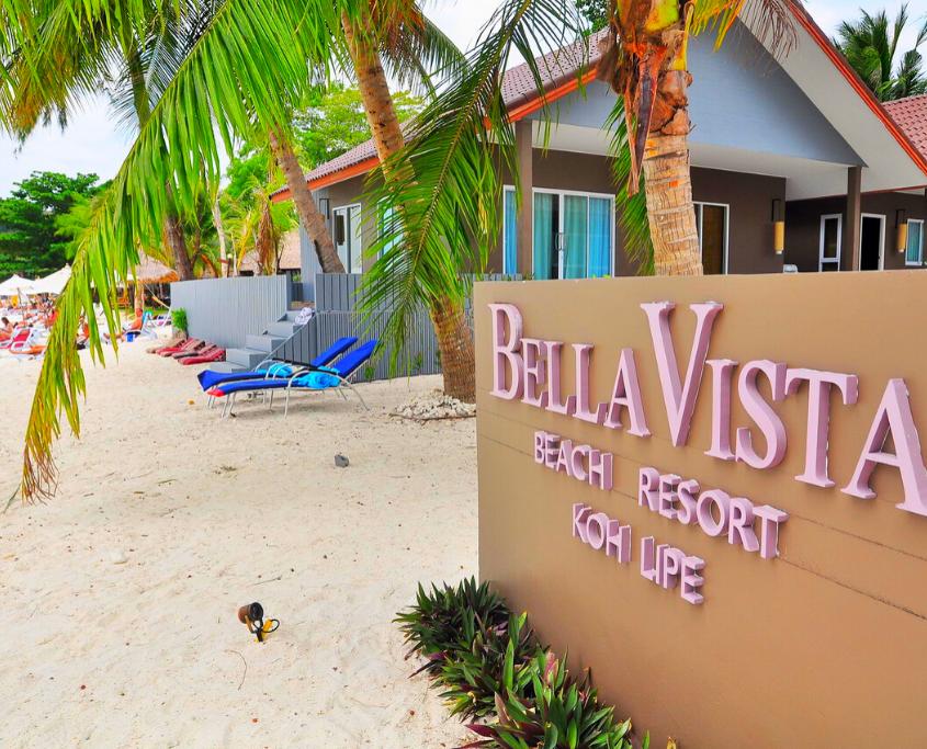 Bella Vista Beach Resort, Koh Lipe